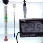 水温計 アナログ デジタル