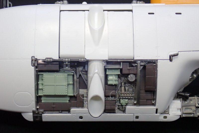 潜水艇 調査船 深海 しんかい 6500 プラモデル